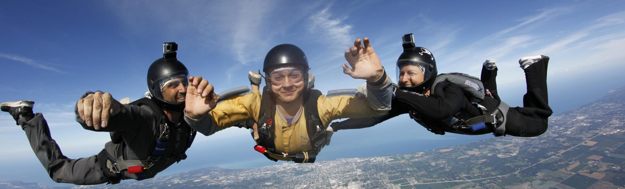 Solo Skydive – Skydive Midwest