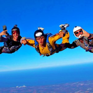 Learn to Skydive AFF