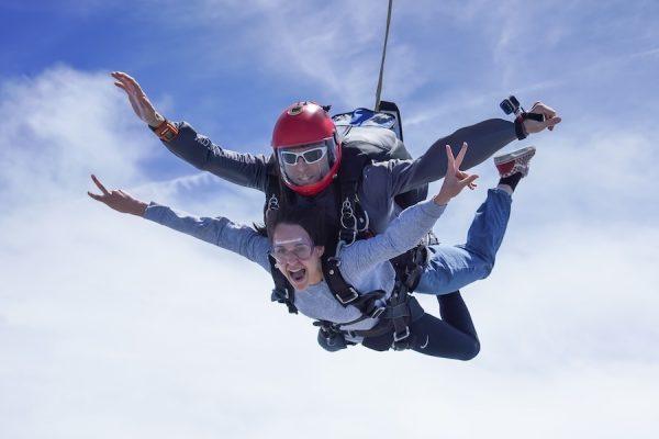 Skydive Midwest Tandem Skydive Near Lake Michigan