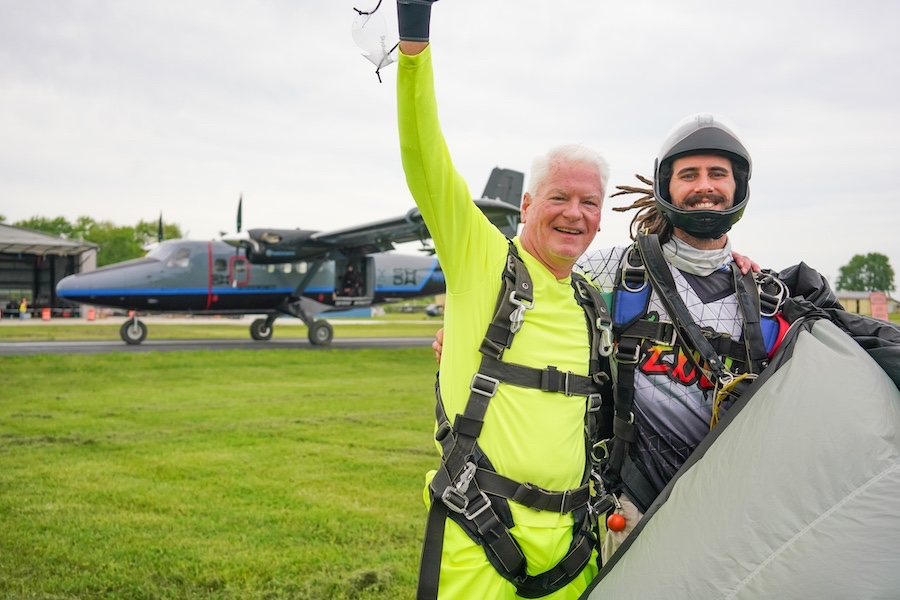 Skydive Midwest Fathers Day Deal