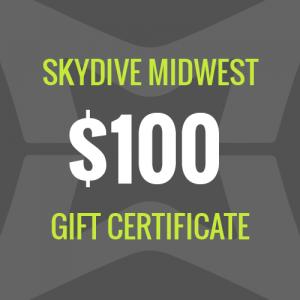 SDWM $100 Gift Certificate