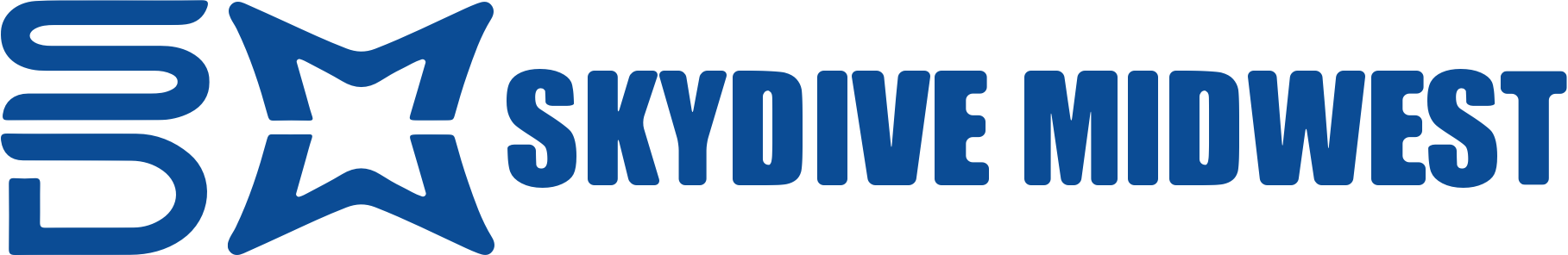 Skydive Midwest Logo