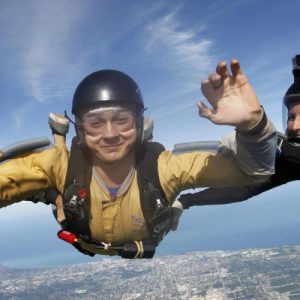 Learn to Skydive Solo Skydive