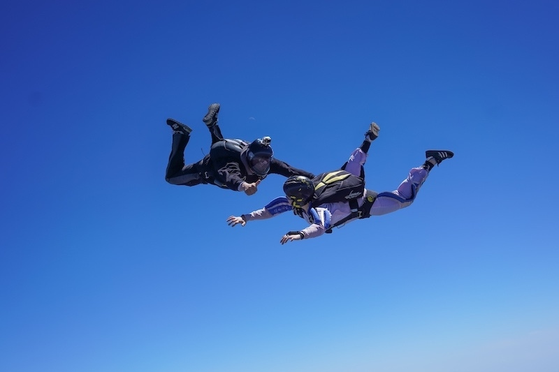 Learn to Skydive near Milwaukee WI