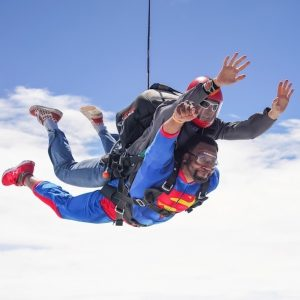 Learn to Skydive Like Superman Skydive Midwest