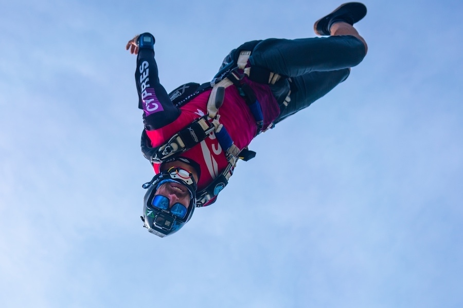 AFF Skydive Solo