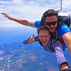 Skydive Midwest Tandem Special