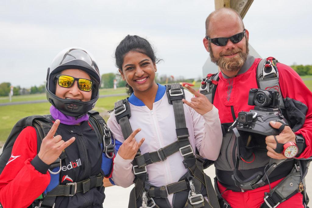 Tandem Skydive Midwest Near Milwaukee WI
