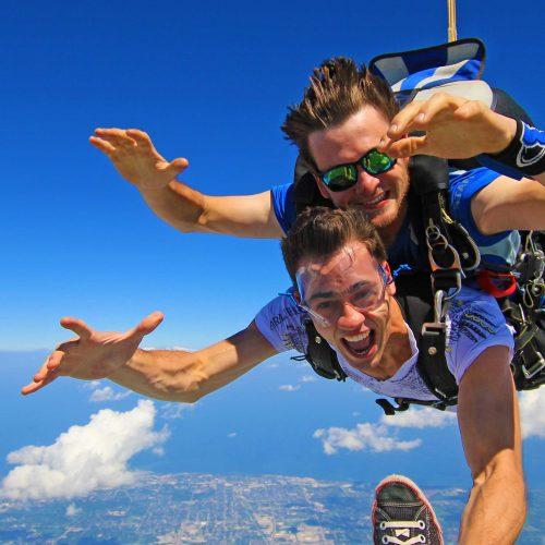 Tandem Special Skydive