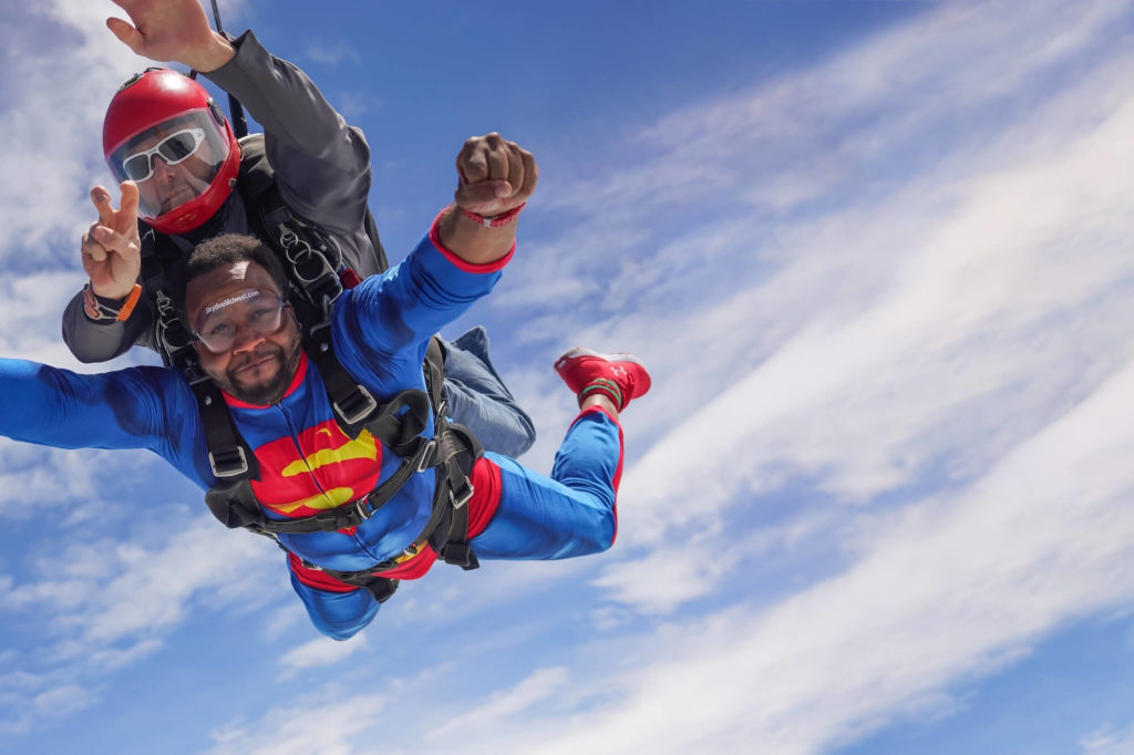 Superman Skydive