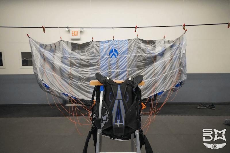 Parachute Inspection