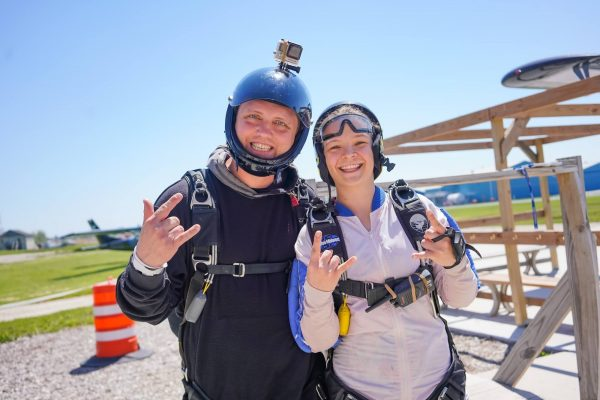 Get Your Skydiving License at Skydive Midwest