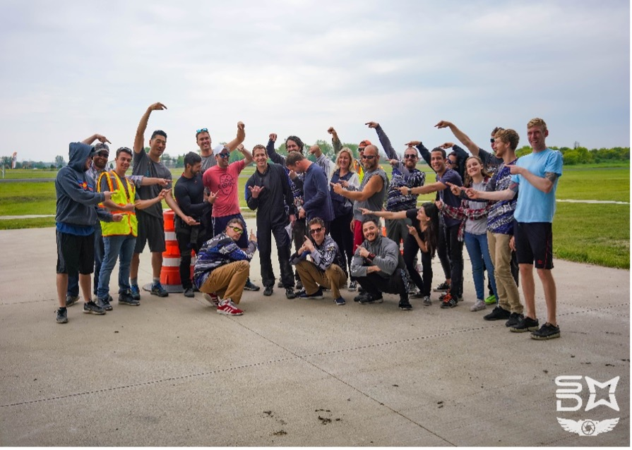 Skydive Midwest Fun Jumpers