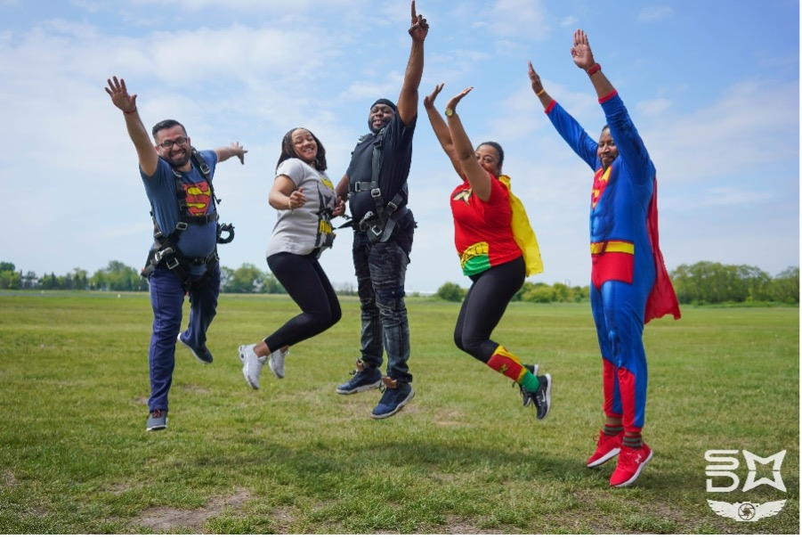Student Skydivers