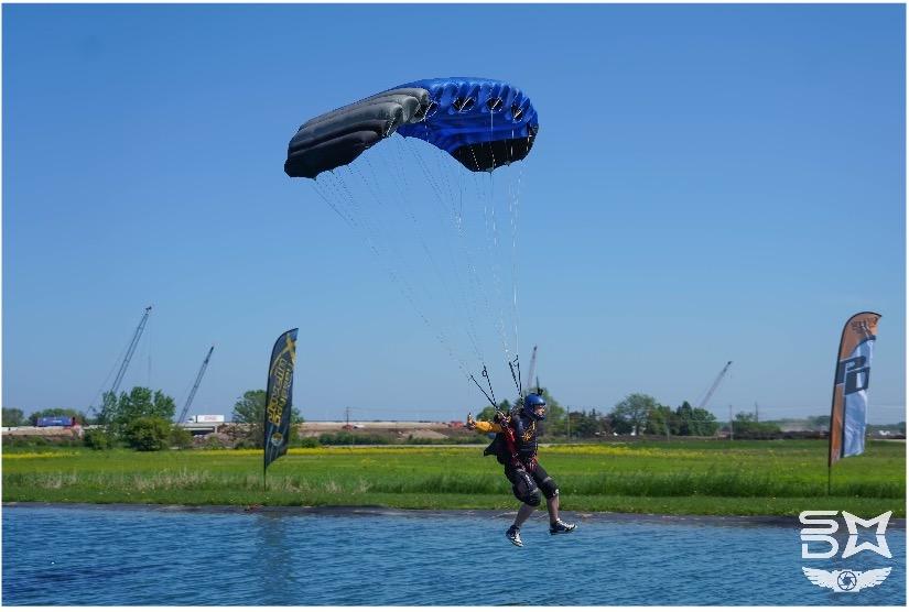 Skydiving Discipline - Swooping
